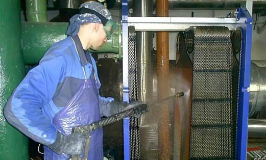 Промывка теплообменников в самаре Пластинчатый теплообменник Alfa Laval AQ2L-FM Железногорск